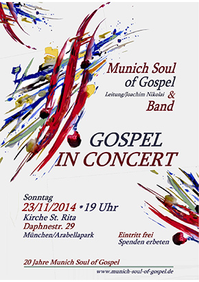 Gospel in Konzert